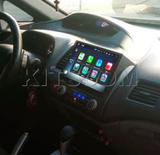 Multimídia Civic 2007 2008 2009 2010 2011 Xdroid Android TV HD - Honda