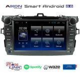 Multimídia Corolla 2009 / 2013 Aikon 8.8 Android 7.1 Tv F Hd