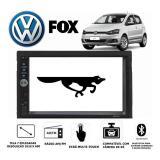 Multimídia Mp5 Volkswagen Fox 2010 A 2013 Bluetooth Usb + Sd - Roadrover