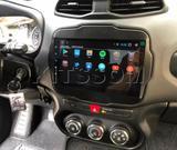 "Multimídia Renegade 15 16 17 18 19 Android Aikon 8.8 TV Full HD Tela 9"" - Jeep"