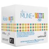 Mune + Funny 150 para Imunidade Infantil Chá Mais