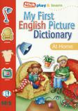 My first eng. picture dictionary - at home - European language institute