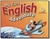 My first english adventure 2 - student book - Pearson