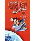 My First English Adventure 3 - Dvd-rom - Pearson (elt)
