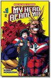 My hero academia: boku no hero academia - vol.1 - Jbc