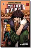 My hero academia - vol. 14 - Jbc
