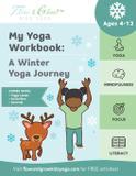 My Yoga Workbook - Flow and grow kids yoga