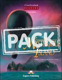 Mysterious island, the - student's pack - illustrated reader with audio cd - Express publishing - reader's