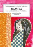 Namida - As Lágrimas de uma Princesa - Escrita fina
