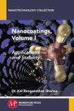 Nanocoatings, Volume I - Momentum press, llc