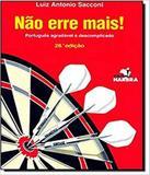 Nao Erre Mais! Portugues Agradavel E Descomplicado - Harbra
