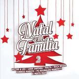 Natal Em Familia 2 - CD - Som livre