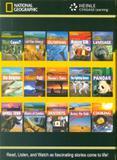 National geographic footprint library box - british english - level 4 - 1600 b1 - Cengage elt