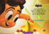 Natureza e Sociedade - Volume 2 - Ática