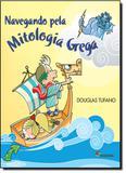 Navegando Pela Mitologia Grega - Moderna (paradidaticos)
