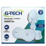 Nebulizador Ar Comprimido Compact DC2 G-Tech - Gtech
