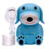 Nebulizador e Inalador Infantil Colorido Cachorrinho NEBDOG G-Tech