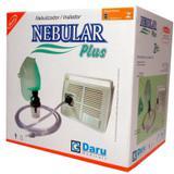 Nebulizador e Inalador Nebular Plus Daru Bivolt