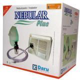 Nebulizador Inalador Nebular Plus Branco Daru BIVOLT