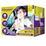Nebulizador Ultrassonico Minisonic - Soniclear