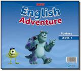 New english adventure 1 posters - Pearson