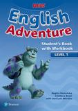 New English Adventure Student's Book Pack Level 1