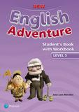 New English Adventure Student's Book Pack Level 5