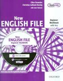 New english file beginner wb with answer booklet and multi-rom - 2nd ed - Oxford university