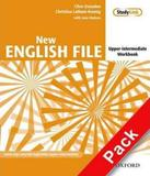 New English File - Upper-intermediate - Workbook Pack - Oxford