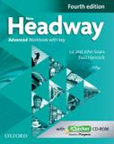 New headway advanced wb with key  ichecker cd-rom - 4th ed - Oxford university