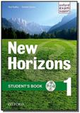 New Horizons: Student s Book - Vol.1 - With Cd-rom - Oxford