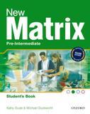 New matrix pre-intermediate sb - Oxford university