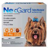 Nexgard 2 a 4kg - Merial