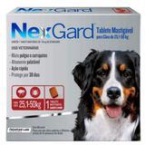 Nexgard 25 a 50kg - Merial