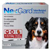 Nexgard 25,1 a 10kg - Merial