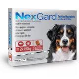 Nexgard Cães 25 a 50kg 136MG 3 COMPRIMIDO - Merial