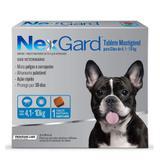 Nexgard Cães 4,1 a 10kg - Bcs