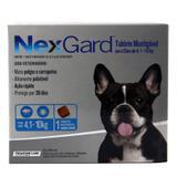 Nexgard M Cães 4,1 a 10kg Antipulgas e Carrapatos Merial - Descrição marketplace