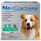 Nexgard merial 10 a 25 kg 68 mg - Marca