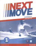 Next move 1 wb with mp3 cd - 1st ed - Pearson (importado)