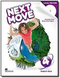 Next move 4 sb with ebook pack - 1st ed - Meb - macmillan