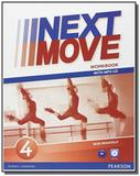 Next move level 4 workbook  mp3 audio pack - Pearson