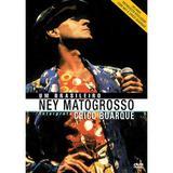 Ney Matogrosso - Em Brasileiro Interpreta Chico Buarque - DVD - Som livre
