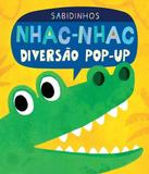 Nhac-nhac Diversao Pop-up - Sabidinhos - Little tiger (nobel)