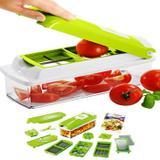 Nicer Dicer Plus Cortador, Fatiador de Legumes, Verduras e Frutas