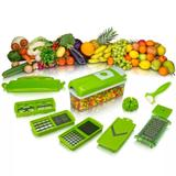 Nicer Dicer Plus Cortador Fatiador Legumes Verduras Frutas - Genius