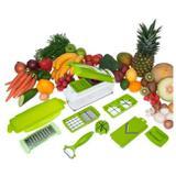 Nicer Dicer Plus Cortador Fatiador Processador de Legumes Frutas Verduras - Alcateia
