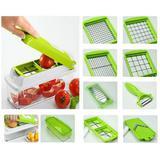 Nicer Dicer plus Processador Cortador De Alimentos Frutas Verduras Legumes - Nice dicer