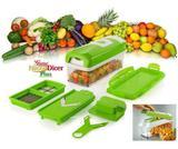 Nicer Dicer  Processador Cortador De Alimentos Frutas Verduras Legumes