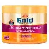 Niely Gold Nutrição Poderosa - Máscara Nutritiva